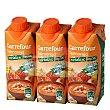Salmorejo con hortalizas frescas 3 unidades de 330 ml Carrefour