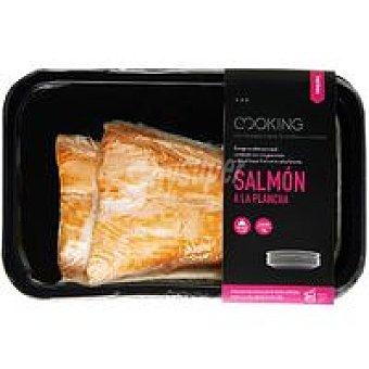 EROSKI Salmón a la plancha bandeja 150 g