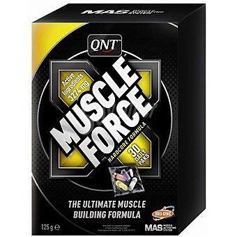 QNT Muscle Force Mass Estimulador metabólico en cápsulas Envase 125 g