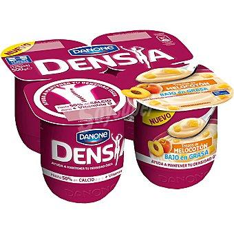 Densia Danone Densia con melocotón Pack 4x125 g