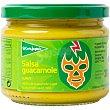 Salsa guacamole suave Tarro 300 g Aliada