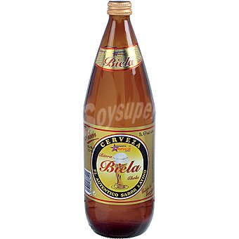 BIELA Pilsen Cerveza ecuatoriana botella 1 l Botella 1 l