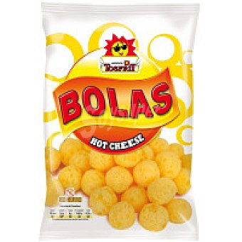Tostfrit Bolas Queso 110Gr