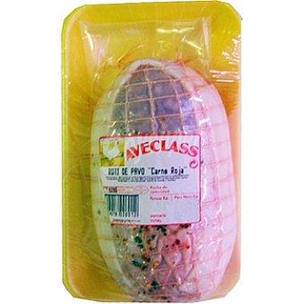 AVECLASS Roti de pavo carne roja peso aproximado bandeja 800 g Bandeja 800 g