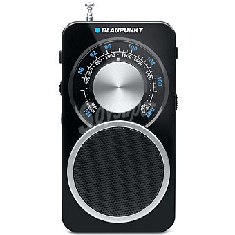 Blaupunkt ba 10 Radio de bolsillo en color negro