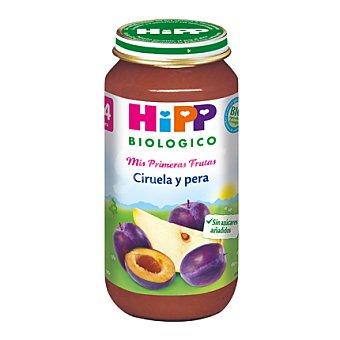HiPP Biológico Tarrito de ciruela y pera Biológico 250 g