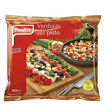 Findus Verduras para pisto Bolsa 400 g