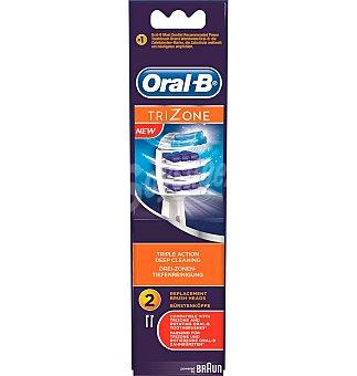 Oral-B Recambio trizone 2 unidades