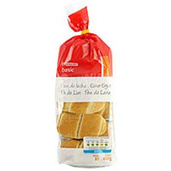 Eroski Basic Pan de leche 10 unid