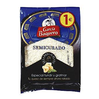 García Baquero Queso rallado especial para fundir y gratinar 110 g