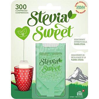 Hermesetas Edulcorante de la planta de stevia Envase 300 comprimidos