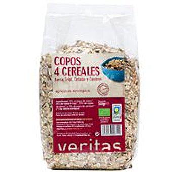 Veritas Copos 4 cereales Bolsa 500 g