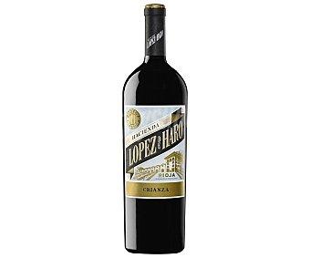 Lopez de haro Vino tinto ciranza con denominación de origen Rioja 150 cl