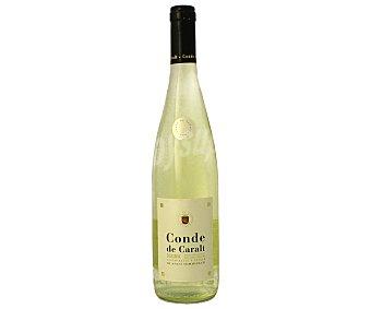 Conde de Caralt Vino blanco D.O. Cataluña semi seco Botella 75 cl