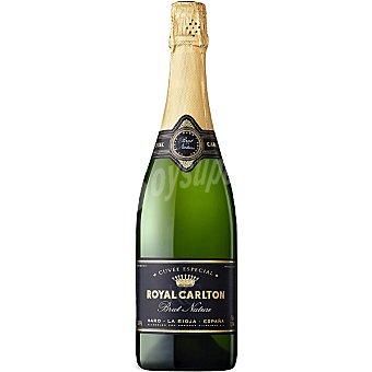 Royal Carlton Cava brut nature Botella 75 cl