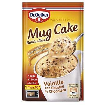 Dr. Oetker Mugcake vainilla copos choco 65 gr