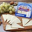 Tapas queso semicurado cortado 250 gr Granja La Luz
