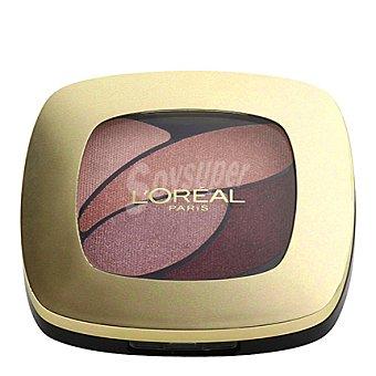 L'Oréal Sombra de ojos color riche Quad E6 1 ud