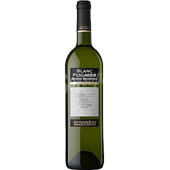 BLANC PESCADOR Segunda Generación Vino blanco sin aguja Cataluña Botella 75 cl