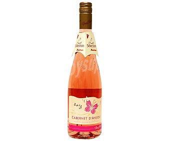 Margaux Vino rosado de Francia pierre chanau cabernet d´anjou botella de 75 centilítros