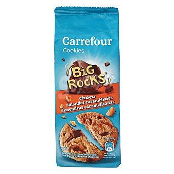 Carrefour Galletas de Chocolate y Almendras Caramelizadas 184 g