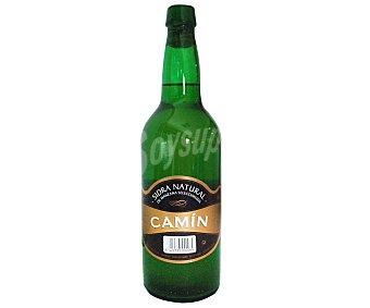 Camin Sidra natural seleccionada Botella de 70 Centilitros