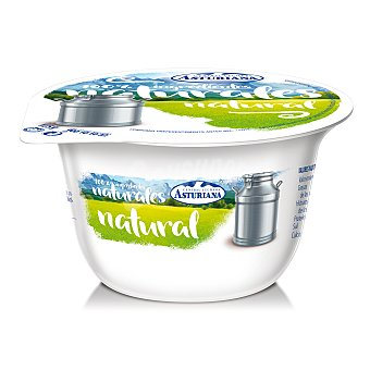Central Lechera Asturiana Yogur natural Vaso 125 gr