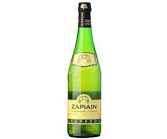 Zapiain Sidra natural Botella de 75 cl
