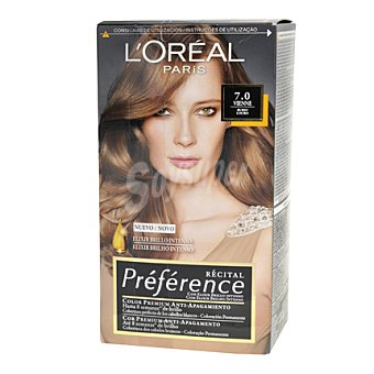 Preference L'Oréal Paris Tinte nº 7 Vienne 1 ud