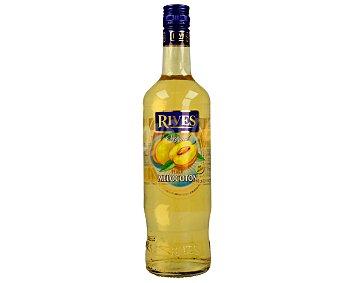 RIVES licor concentrado melocotón sin alcohol botella 70 cl