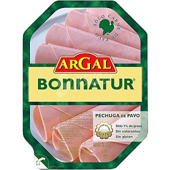 Argal Pechuga de pavo en lonchas Bonnatur Envase 135 g