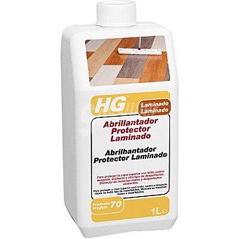 HG Abrillantador protector laminado Botella 1 l