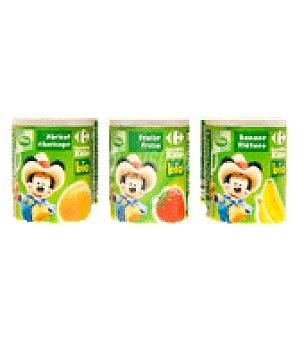Carrefour Bio Petit con frutas Pack de 6x50 g