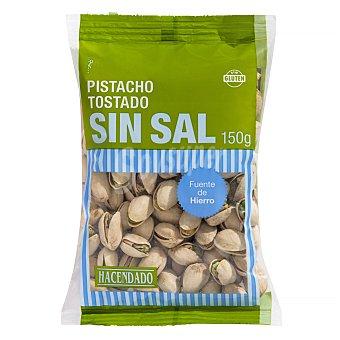 Hacendado Pistacho tostado sin sal Paquete de 150 g
