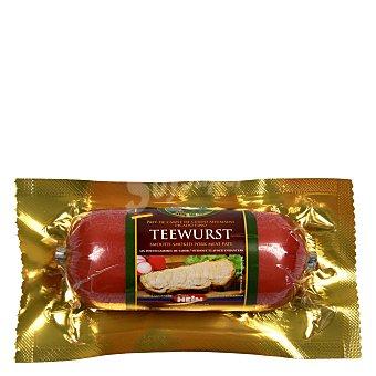 Casa Westfalia Teewurst, pasta de carne ahumada para untar  envase 125 g