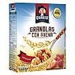 Cereales de avena con frutos rojos 375 g Quaker