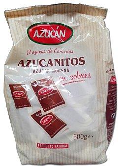 AZUCAN Azucar moreno sobre Paquete 500 g