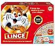 Juego de mesa infantil de agudeza visual Lince, desde 1 jugador BORRÁS. Educa