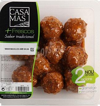 Casa Mas Albondigas con salsa 450 G