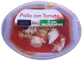 PLATOS TRADICIONALES Comida preparada pollo con tomate Tarrina de 300 g