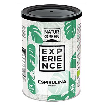 Naturgreen Espirulina en polvo ecológica 175 G 175 g