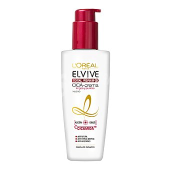Elvive L'Oréal Paris Serum capital Total Repair 5 cica-crema para cabello dañados 100 ml