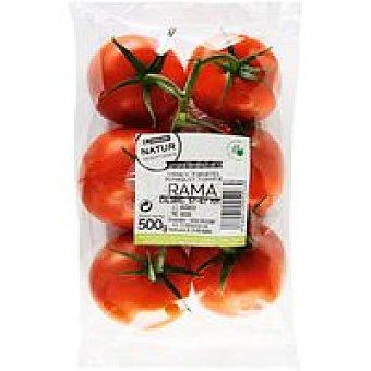Eroski Natur Tomate en rama Eroski Bandeja 500 g