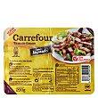 Tiras de bacon sabor ahumado sin gluten Pack de 2 unidades de 100 g Carrefour