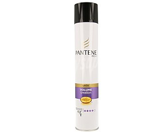 Pantene Pro-v Laca Volumen Creation fijación extra fuerte spray 300 ml Spray 300 ml