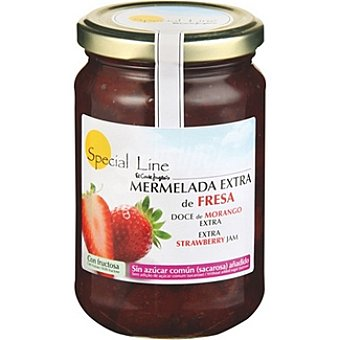 Special Line Mermelada de fresa sin azúcar añadido envase 345