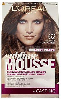 Sublime L'Oréal Paris Tinte Chocolate Nº 63 1 Unidad