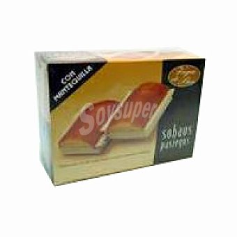 Vega de Pas Sobao pasiego con mantequilla Caja 550 g