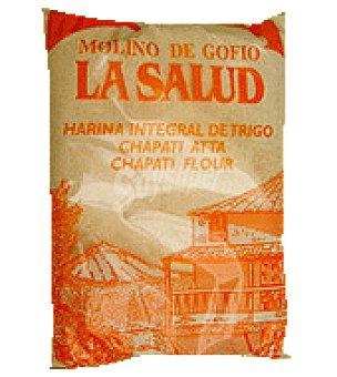 Molino La Salud Harina integral trigo 1 kg