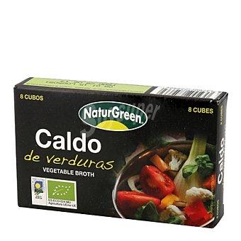 Naturgreen Cubito caldo verde - Sin Gluten 84 g
